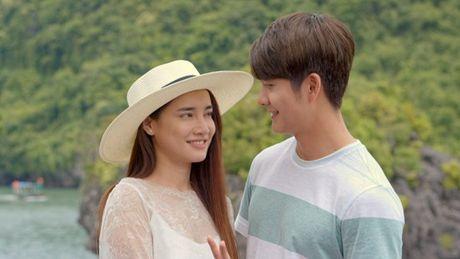 Nha Phuong, Kang Tae Oh au yem lang man tren Vinh Ha Long - Anh 11