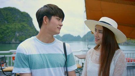 Nha Phuong, Kang Tae Oh au yem lang man tren Vinh Ha Long - Anh 7