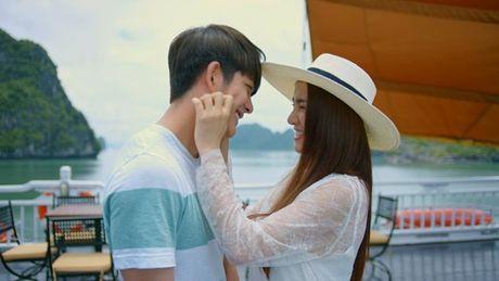 Nha Phuong, Kang Tae Oh au yem lang man tren Vinh Ha Long - Anh 8