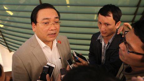 Bi thu Thanh uy Ha Noi Hoang Trung Hai: Co loi trong quan ly - Anh 1