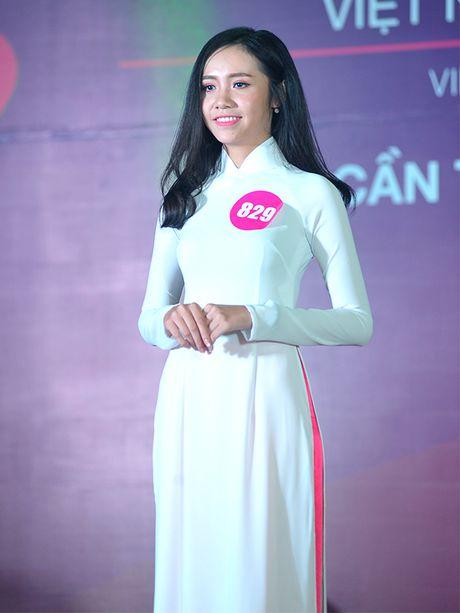 92 nu sinh vao ban ket Nu sinh vien Viet Nam duyen dang 2016 - Anh 1