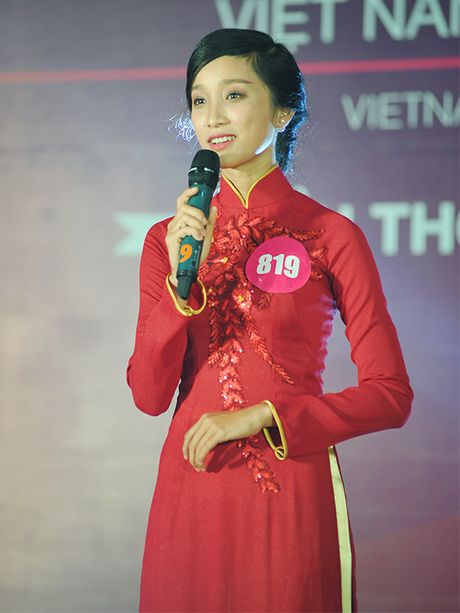 92 nu sinh vao ban ket Nu sinh vien Viet Nam duyen dang 2016 - Anh 2