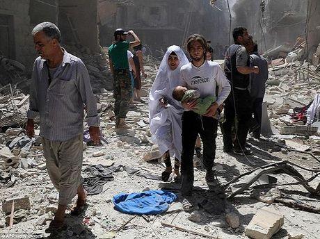 Nga ra toi hau thu buoc quan noi day phai roi khoi Aleppo - Anh 1