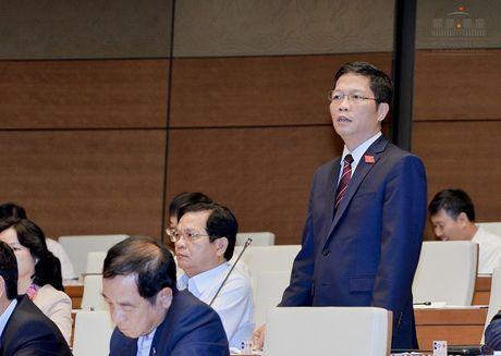 Bo truong Cong thuong: Con nhieu du an co nguy co 'dap chieu', mat von - Anh 1