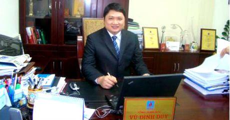 Vu nguyen Tong giam doc PVtex xin di nuoc ngoai: 'Bo khong chap nhan don xin nghi' - Anh 1