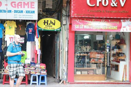 Ngo nho - net dac trung giua long pho co Ha Noi - Anh 10
