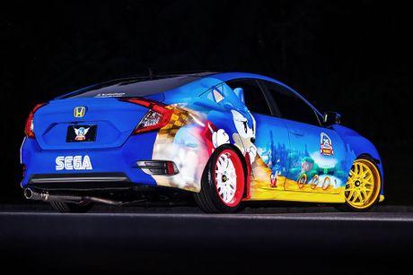 Hang loat bien the Honda Civic moi do bo SEMA Show 2016 - Anh 11