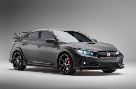 Hang loat bien the Honda Civic moi do bo SEMA Show 2016 - Anh 2
