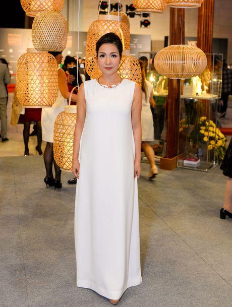 Lam Chi Khanh do 'nguc khung' voi dan my nhan Viet - Anh 12