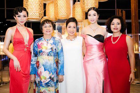 Lam Chi Khanh do 'nguc khung' voi dan my nhan Viet - Anh 27
