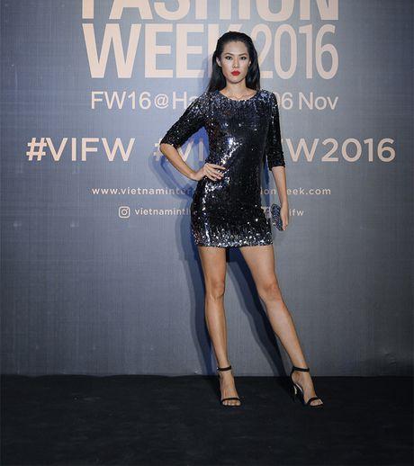 Hang loat hoa hau Viet do sac voi Hoa hau Hoan vu Singapore 2016 - Anh 5