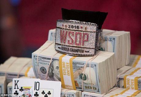 'Than bai' goc Viet thang 8 trieu USD tai giai poker the gioi - Anh 2