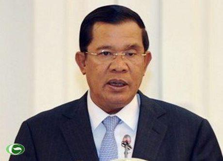 Vi sao Thu tuong Hun Sen thuc su muon Trump thang cu? - Anh 1