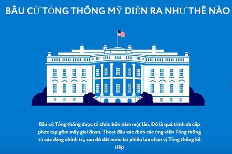Qua trinh bau cu Tong thong My dien ra nhu the nao? - Anh 2