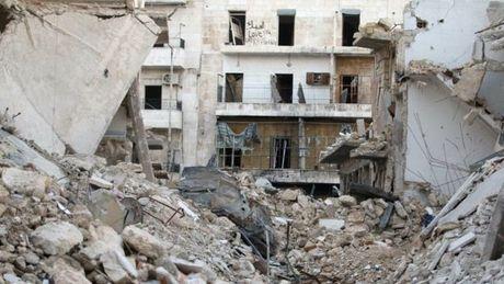 Phe noi day phai roi Aleppo truoc dem 4/11 - Anh 1