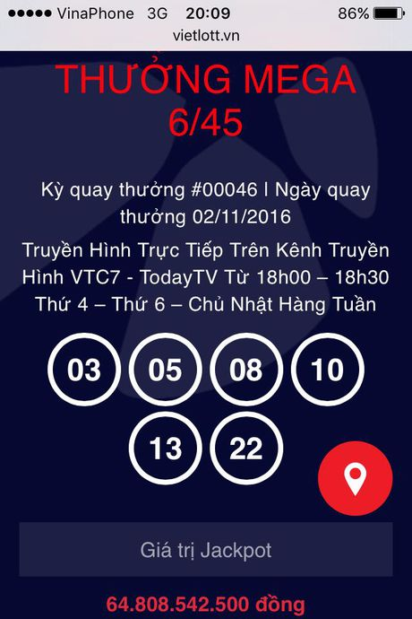 Lai co nguoi trung xo so gan 65 ty - Anh 1