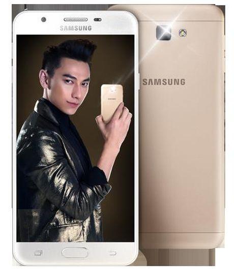 Galaxy J7 Prime ban chay nhat trong thang 10 - Anh 1