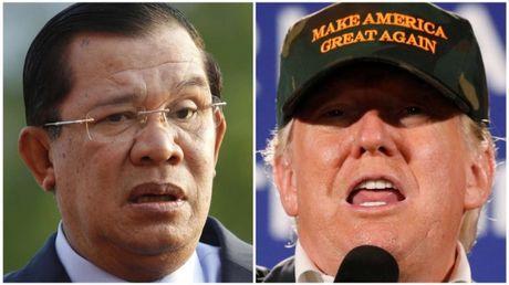 Thu tuong Campuchia ung ho Donald Trump tro thanh tong thong My - Anh 1