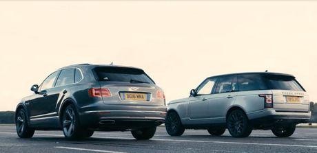 Bentley Bentayga 'ha guc' Range Rover SVAutobiography - Anh 1