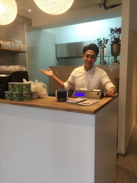 Huy Nam: 'Khong co chuyen toi rut lui khoi showbiz!' - Anh 6