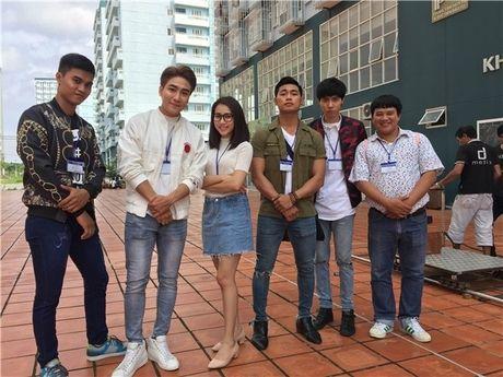 Huy Nam: 'Khong co chuyen toi rut lui khoi showbiz!' - Anh 9