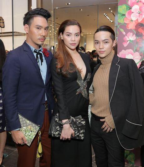Nhung cap doi sao - stylist cung nhau 'di len' trong showbiz Viet - Anh 11