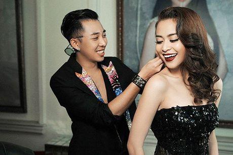Nhung cap doi sao - stylist cung nhau 'di len' trong showbiz Viet - Anh 7