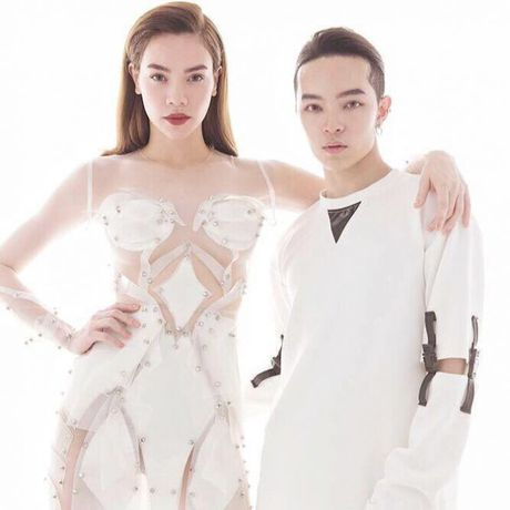 Nhung cap doi sao - stylist cung nhau 'di len' trong showbiz Viet - Anh 8