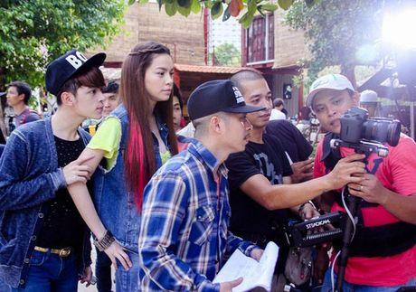 Nhung cap doi sao - stylist cung nhau 'di len' trong showbiz Viet - Anh 9