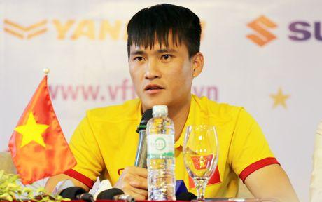 Cong Vinh chinh thuc chia tay B.Binh Duong - Anh 1