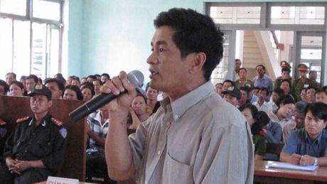 Thu hoi chung chi hanh nghe luat su cua nguoi lam oan cho ong Huynh Van Nen - Anh 1
