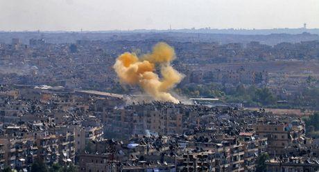 Dong Aleppo that thu: Washington 'ruc rich' ke hoach B cho Syria - Anh 1