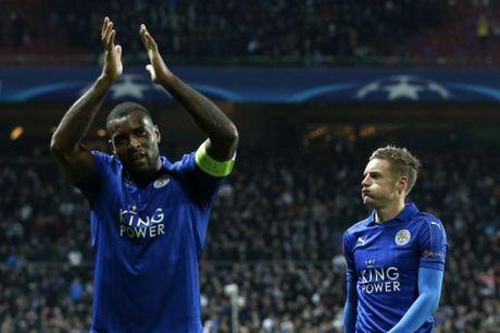 Leicester City van bat bai nhung chua the di tiep - Anh 1