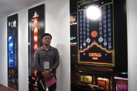 Trang tri karaoke Viet Nam tung trien lam o nhieu nuoc - Anh 5