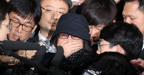 Nhieu dai gia Han Quoc dinh den 'ba dong' Choi Soon-sil - Anh 2