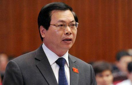 Ban Bi thu ra quyet dinh ky luat ong Vu Huy Hoang - Anh 1