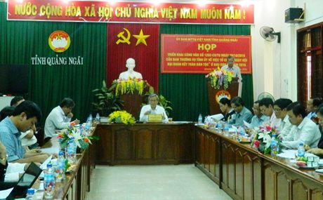 Quang Ngai trien khai 'Ngay hoi dai doan ket toan dan toc o khu dan cu' - Anh 1