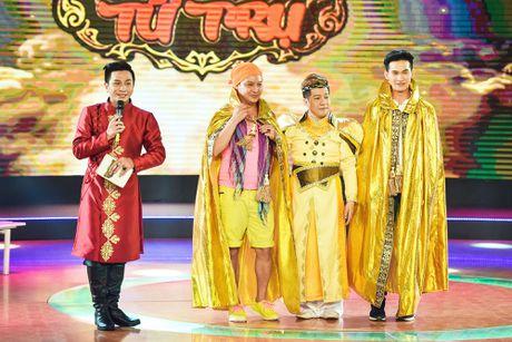 Chang trai phuc vu quan an gay xuc dong o game show hai - Anh 15