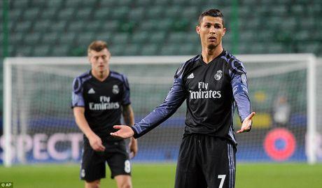 Ronaldo tit ngoi, Real suyt nhan that bai tren dat Ba Lan - Anh 11
