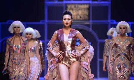 Diem tru o dem mo man Tuan le Thoi trang Quoc te Viet Nam - Anh 3