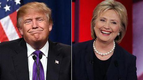 Ba Clinton gianh lai vi tri dan dau tren duong dua - Anh 1