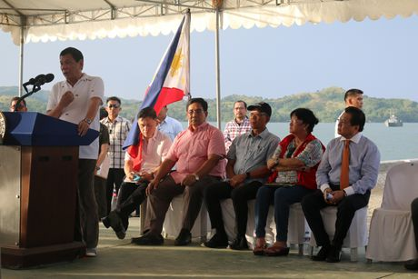 'Philippines san sang che cho ngu dan Viet gap nan' - Anh 2
