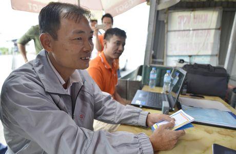 CSGT 'phat nguoi' qua camera tren cao toc Noi Bai-Lao Cai - Anh 11