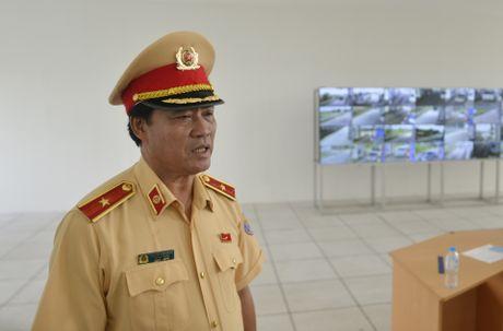 CSGT 'phat nguoi' qua camera tren cao toc Noi Bai-Lao Cai - Anh 7