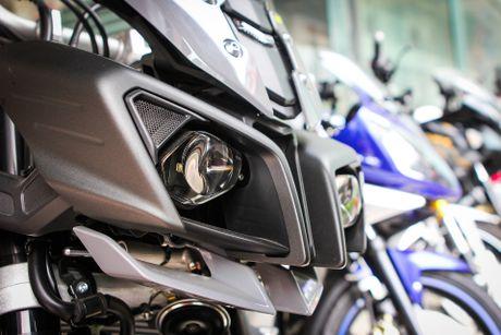 Moto Yamaha 1.000 phan khoi mau doc tai Ha Noi - Anh 5