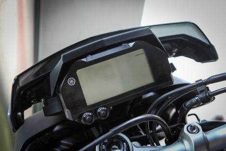 Moto Yamaha 1.000 phan khoi mau doc tai Ha Noi - Anh 7