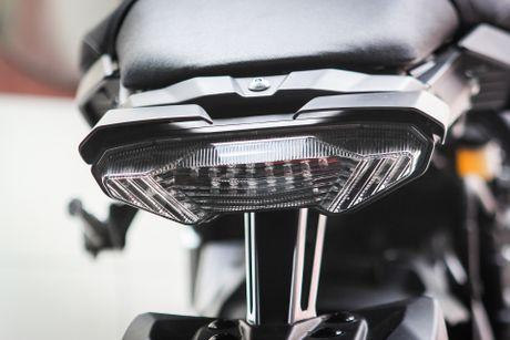 Moto Yamaha 1.000 phan khoi mau doc tai Ha Noi - Anh 9