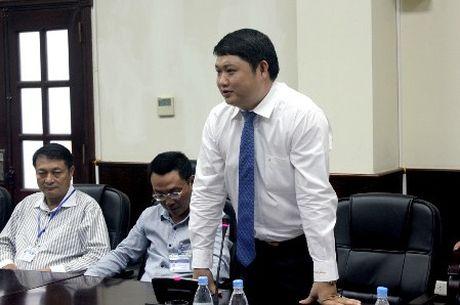 Nguyen tong giam doc PVTex tu y nghi di chua benh - Anh 1