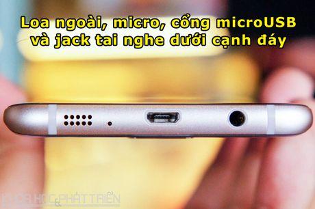 Can canh Galaxy S7 Edge mau xanh coral sap len ke o Viet Nam - Anh 10