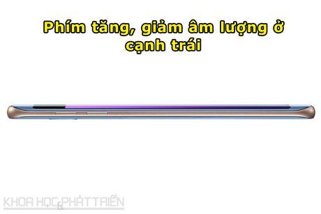 Can canh Galaxy S7 Edge mau xanh coral sap len ke o Viet Nam - Anh 11